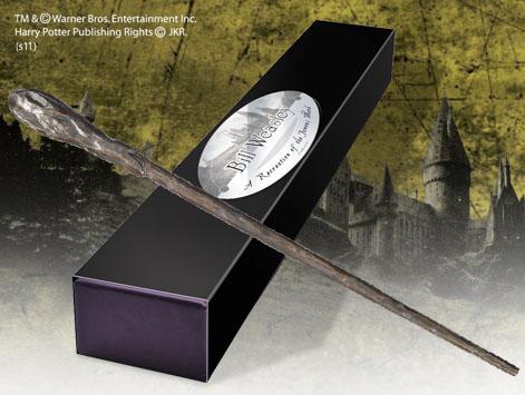 Imagen de Harry Potter Varita Mágica Bill Weasley