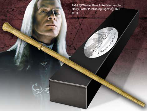 Imagen de Harry Potter Varita Mágica Lucius Malfoy