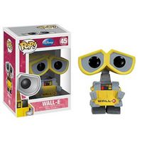 Imagen de  FIGURA POP MOVIES VINILO: DISNEY WALL-E