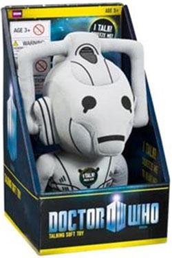 Imagen de Doctor Who Peluche con sonido Cyberman 23 cm