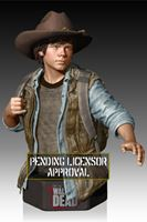 Imagen de The Walking Dead Busto 1/6 Carl Grimes