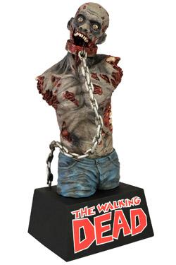 Imagen de The Walking Dead Hucha Zombie #2 20 cm