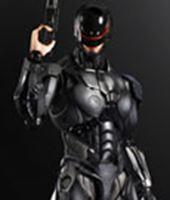 Imagen de Robocop Play Arts Kai Figura Robocop 3.0