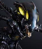 Imagen de Aliens Colonial Marines Variant Play Arts Kai Figura Spitter