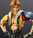 Imagen de Final Fantasy X HD Remaster Play Arts Kai Figura Tidus