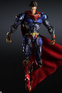 Imagen de DC Comics Variant Play Arts Kai Vol. 3 Figura Superman