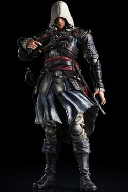 Imagen de Assassin´s Creed IV Black Flag Play Arts Kai Figura Edward Kenway