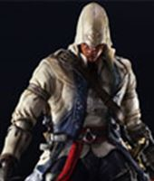Imagen de Assassin´s Creed III Play Arts Kai Figura Connor Kenway