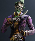 Imagen de Batman Arkham City Play Arts Kai Figura Joker
