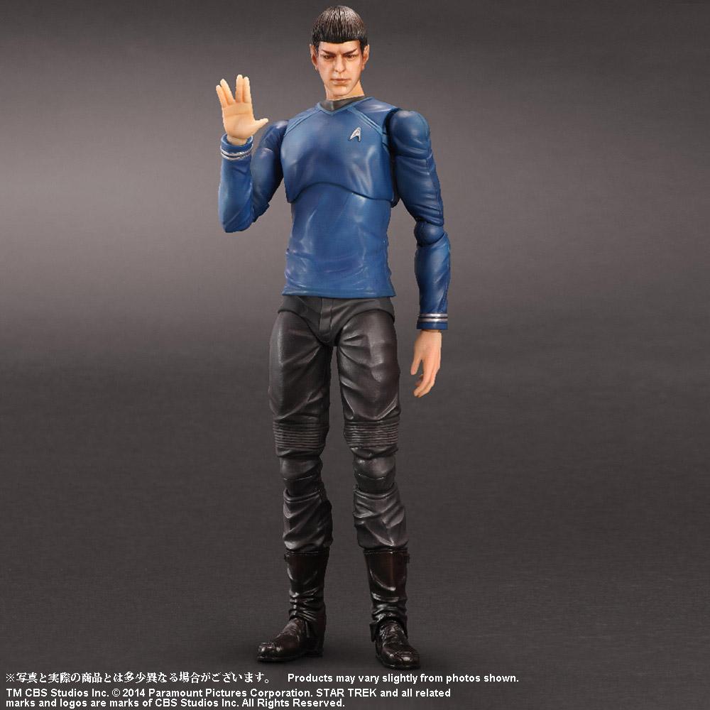 Imagen de Star Trek Play Arts Kai Figura Spock