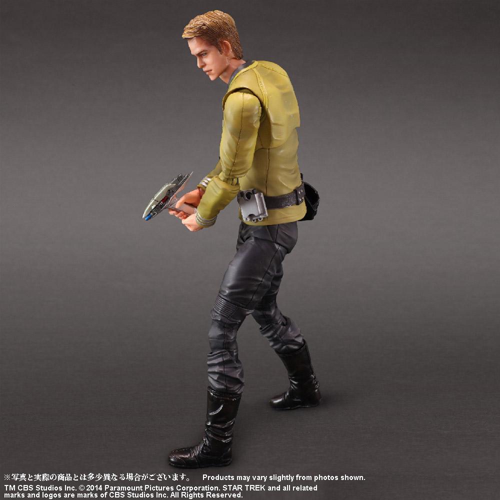Imagen de Star Trek Play Arts Kai Figura Captain James T. Kirk
