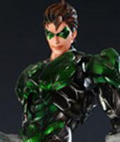 Imagen de Dc Comics Variant Play Arts Kai Figura Green Lantern
