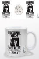 Imagen de Harry Potter Taza Undesirable No 1