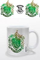 Imagen de Harry Potter Taza Slytherin Stencil Crest