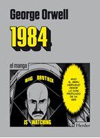 Imagen de 1984. el manga