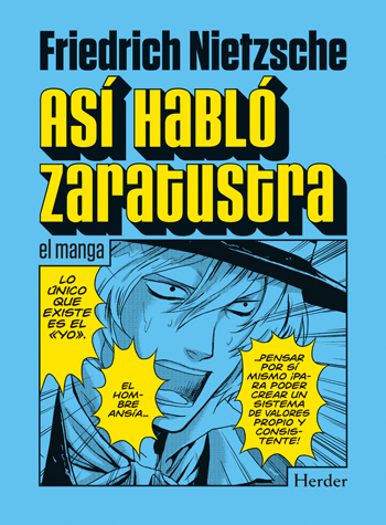 Imagen de Así habló Zaratustra El manga