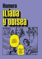Imagen de Ilíada y Odisea el manga