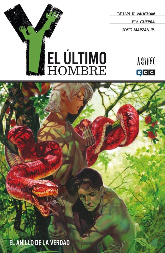 Imagen de Y, EL ÚLTIMO HOMBRE NÚM. 05: EL ANILLO DE LA VERDAD