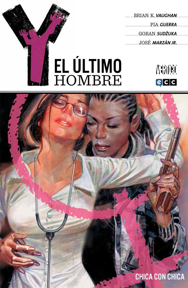 Imagen de Y, EL ÚLTIMO HOMBRE NÚM. 06: CHICA CON CHICA