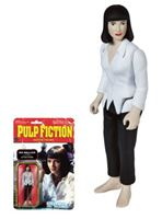 Imagen de FIGURA REACTION PULP FICTION MIA WALLACE