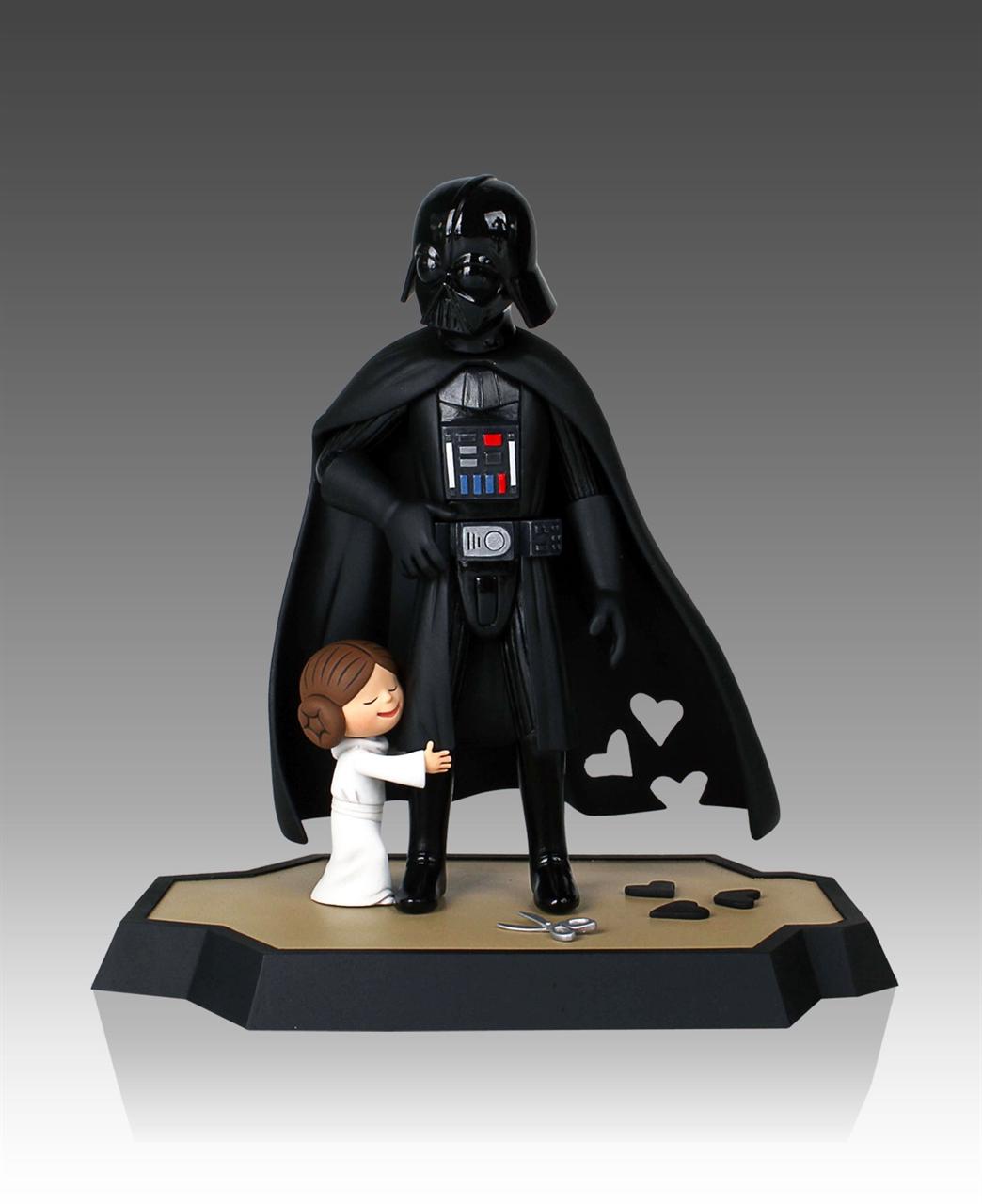 Imagen de Star Wars Maquette y Libro Darth Vader´s Little Princess