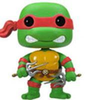 Imagen de Tortugas Ninja POP! Vinyl Figura Raphael 10 cm