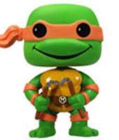 Imagen de Tortugas Ninja POP! Vinyl Figura Michelangelo 10 cm