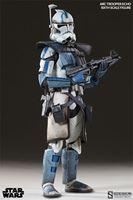 Imagen de Star Wars The Clone Wars Figura Arc Clone Trooper Echo Phase II Armor