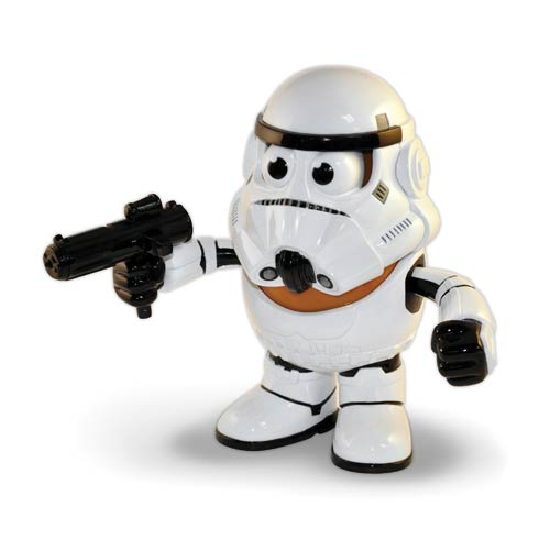 Imagen de FIGURA MR POTATO STAR WARS : STORMTROOPER 17 CM