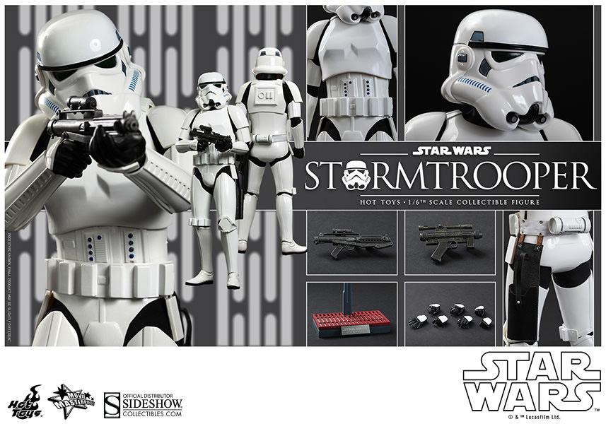 Imagen de Star Wars Figura Stormtrooper