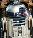 Imagen de Star Wars Figura 1/6 R2-D2