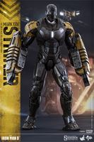 Imagen de Iron Man 3 Figura Iron Man Mark XXV Striker
