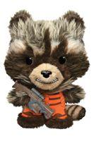 Imagen de Guardians of the Galaxy Fabrikations Peluche Rocket Raccoon 15 cm