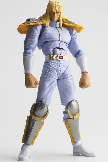 Imagen de Fist of the North Star Figura Revoltech Yamaguchi LR-027 Shin 15 cm