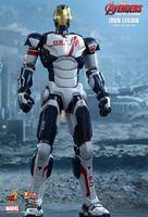 Imagen de Vengadores La Era de Ultrón Figura Movie Masterpiece 1/6 Iron Legion 31 cm