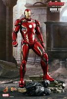 Imagen de Vengadores La Era de Ultrón Figura MMS Diecast 1/6 Iron Man Mark XLV 30 cm