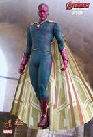 Imagen de Vengadores La Era de Ultrón Figura Movie Masterpiece 1/6 Vision 31 cm