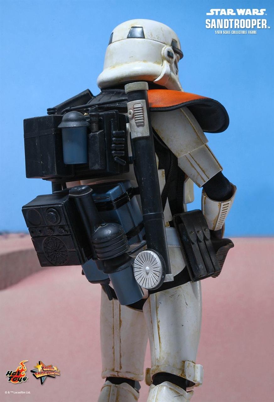 Imagen de Star Wars Figura Movie Masterpiece 1/6 Sandtrooper 30 cm