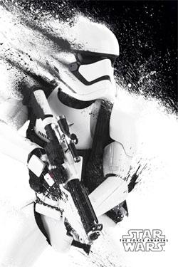 Imagen de Stormtrooper Paint 61 x 91 cm