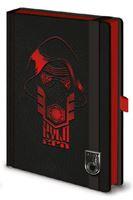 Imagen de Star Wars Episode VII Libreta Premium A5 Kylo Ren