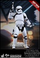 Imagen de Star Wars Episode VII Figura MMS 1/6 First Order Stormtrooper Squad Leader Exclusive 30 cm