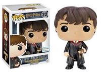 Imagen de Harry Potter POP! Movies Vinyl Figura Neville Longbottom 9 cm