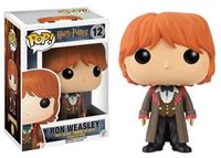 Imagen de Harry Potter POP! Movies Vinyl Figura Ron Yule Ball 9 cm