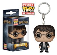 Imagen de Harry Potter Llavero Pocket POP! Vinyl Harry Potter 4 cm