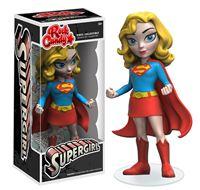 Imagen de DC Comics Rock Candy Vinyl Figura Classic Supergirl 13 cm
