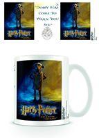 Imagen de Harry Potter Taza Dobby Warning