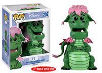 Imagen de Pedro y el dragón Elliott Super Sized POP! Disney Vinyl Figura Elliott 15 cm