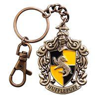Imagen de Harry Potter Llavero metálico premium Hufflepuff 5 cm