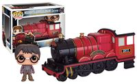 Imagen de Harry Potter POP! Rides Vinyl Vehículo con Figura Hogwarts Express Engine & Harry Potter 12 cm
