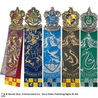 Imagen de Harry Potter - Set de 5 Marcapáginas